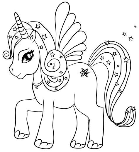 unicorno da stare e colorare per bambini unicorno 2018 scopri i regali pi 249 belli e originali con