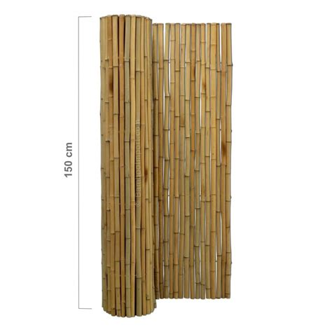 bamboo fencing rolls bamboo fence roll 250 x 150 cm 4294