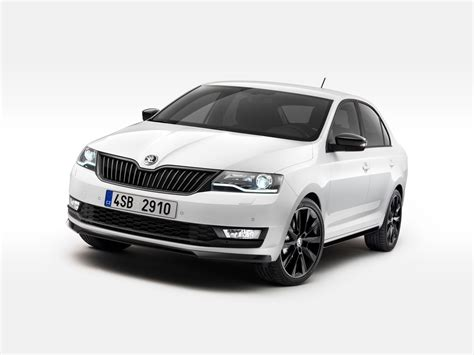 Skoda Announces New Engine for 2018 Rapid Facelift just ...