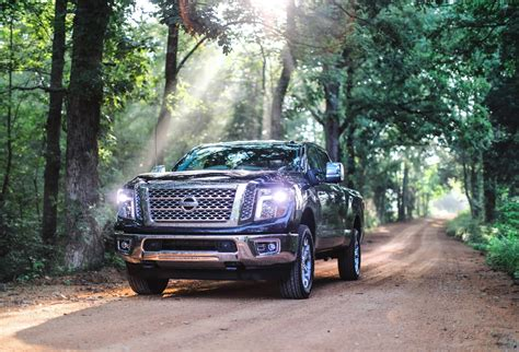 2018 Nissan Titan To Be Priced From $31,075 And Xd From