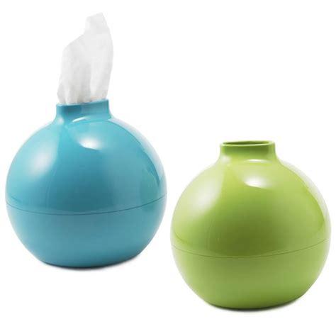 paper pot tissue dispensers  green head