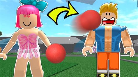 Dodgeball Challenge!!!