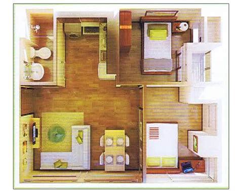 3 Bedroom Floor Plan In Philippines by 2 Bedroom House Plans Philippines Savae Org