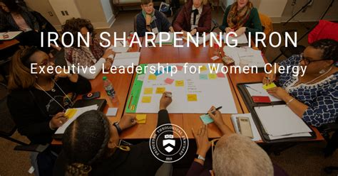 executive leadership program  women clergy