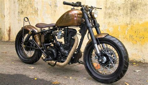10 Best Modified Royal Enfield Motorcycles