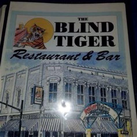 the blind tiger menu photos for blind tiger yelp