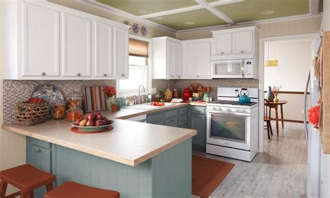 dual tone kitchen cabinets 20 kitchens with stylish two tone cabinets 6982