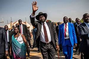 South Sudan Government Loses Ground to Rebels - WSJ