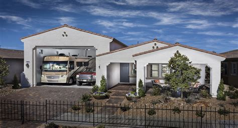 Houses With Garages by Lennar S Sized Four Bay Garages Are Large Enough To