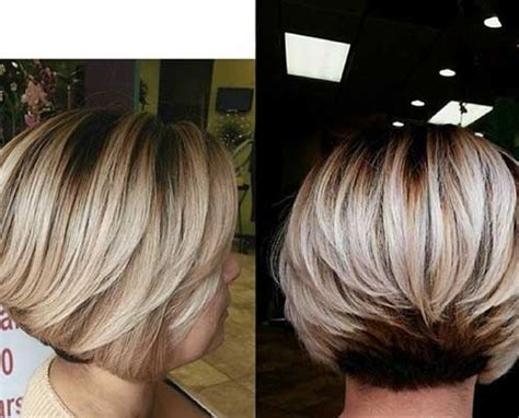 20 Layered Short Haircuts 2014