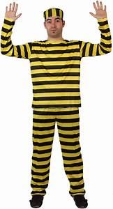 Déguisement Couple Célèbre : d guisement prisonnier costume dalton homme d guisement carnaval pas cher ~ Melissatoandfro.com Idées de Décoration