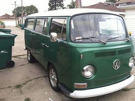 volkswagen microbus 1970 purchase used 1970 vw bus transporter bay window van type