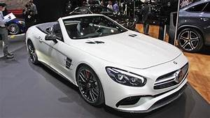 Mercedes Classe C Amg 2017 : 2017 mercedes amg sl 63 top speed ~ Maxctalentgroup.com Avis de Voitures