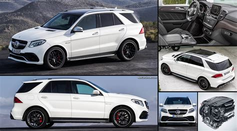 mercedes benz gle  amg  pictures information