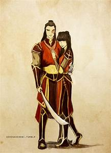 Mai and Zuko - Mai and Zuko Fan Art (31593441) - Fanpop