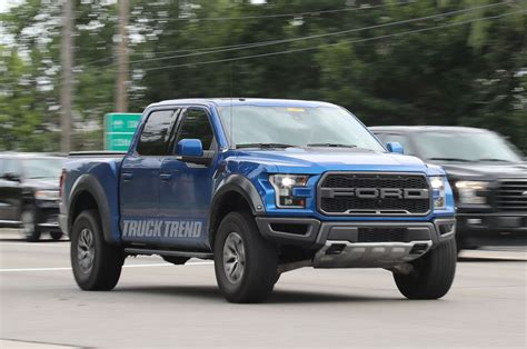 ford truck raptor new 2018 ford raptor and 2019 ford f 450 spied in dearborn