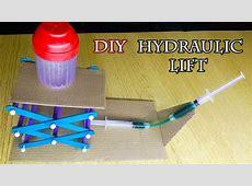 Homemade Hydraulic Scissor Lift Homemade Ftempo