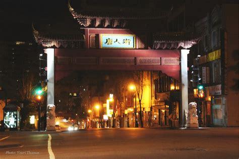 tour du monde à le quartier chinois la porte du quartier chinois de montréal le monde en images