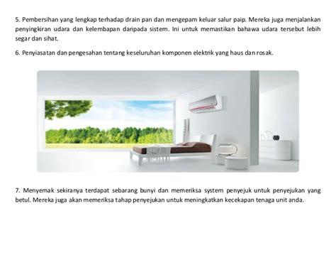 service air cond rumah murah kl