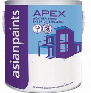 Buy Asian Paints Apex Weather Proof Emulsion At Best