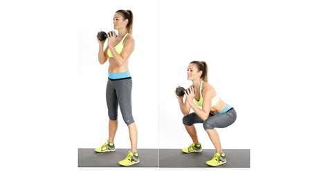 one floor plan goblet squats feel the burn 7 ways to work your