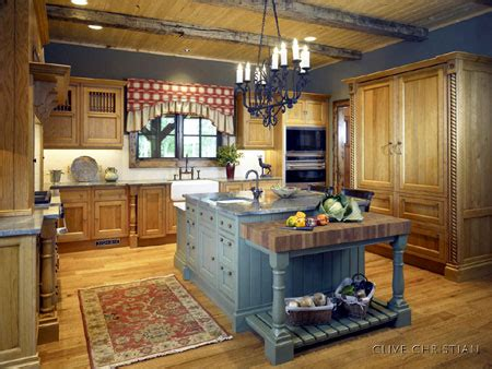 home dzine kitchen french country  traditional style