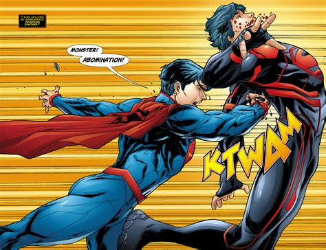 My Ideal Version Of Superboy Kon El Comic Vine