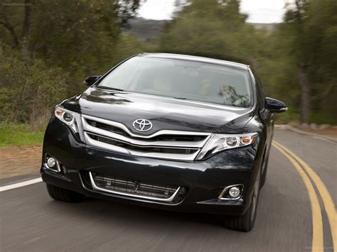 Toyota Venza 2013 by Toyota Venza 2013 Car Wallpapers 14 Of 58 Diesel