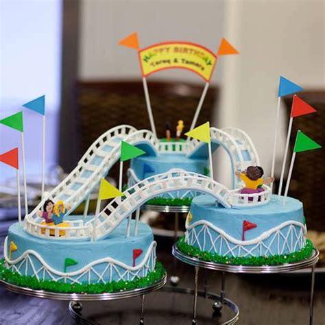 enter image description qatar collections roller coaster cake