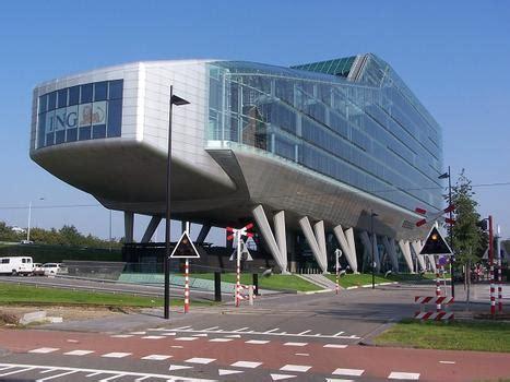 siege ing siège principal d 39 ing amsterdam 2002 structurae