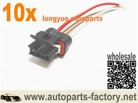 Long Yue Delco Alternator Lead Repair