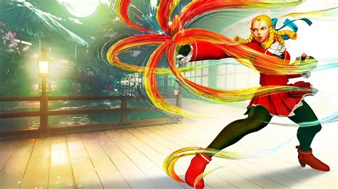 Street Fighter V Karin Wallpapers  Hd Wallpapers  Id #15757
