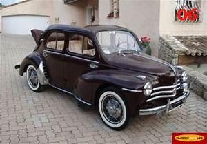 Renault Cagnes Sur Mer : location renault 4cv d couvrable 1954 marron 1954 marron cagnes sur mer ~ Medecine-chirurgie-esthetiques.com Avis de Voitures