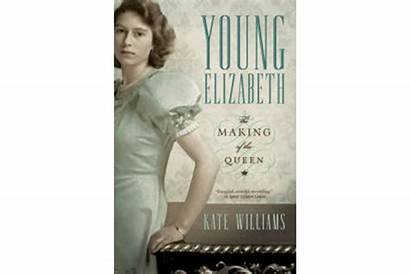 Young Elizabeth Queen Ii She Before Books