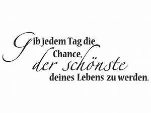Der Schönste Tag : wandtattoo der sch nste tag ~ Heinz-duthel.com Haus und Dekorationen