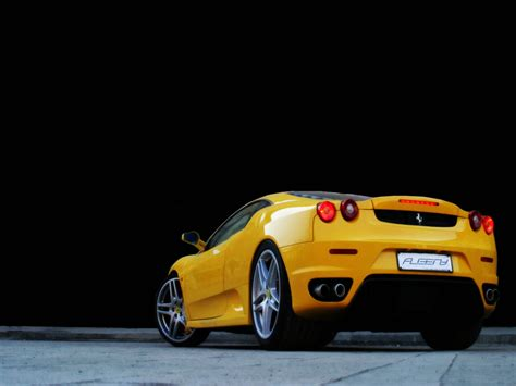 ferrari yellow wallpaper yellow ferrari wallpaper 1024x768 60924