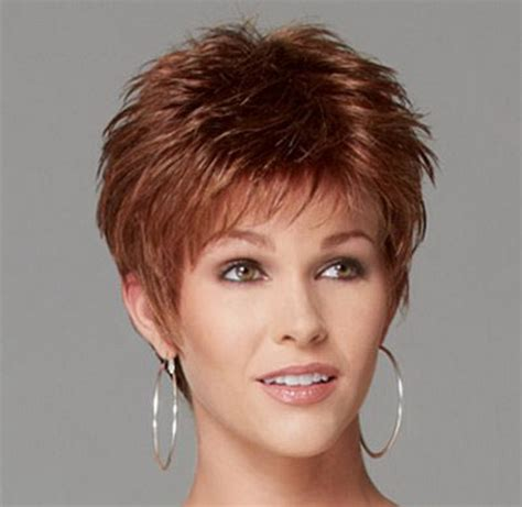 short spikey hairstyles  women