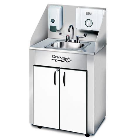 all in one portable sink elite pro 1 elite series indoor water single basin