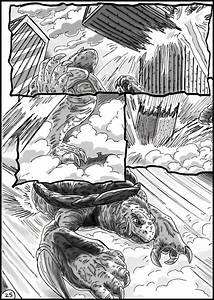 Godzilla vs. Gamera - Page 25 by kaijukid on DeviantArt