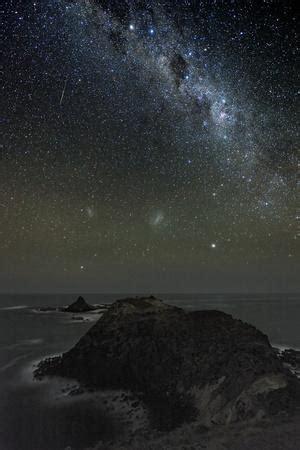 Milky Way Over Phillip Island Australia Photographic