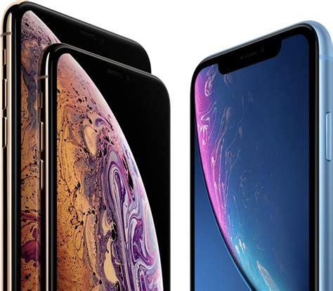 iphone xs vs iphone xr design tech specs and price comparison macrumors