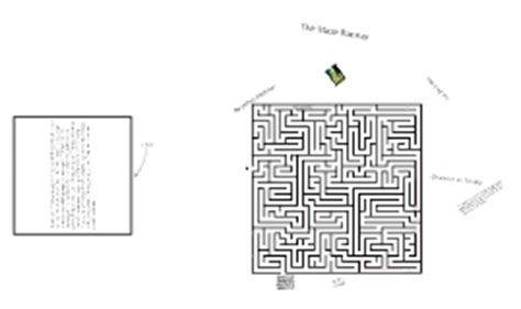 Maze Runner Diagram by The Maze Runner Plot Diagram By Billy Librizzi On Prezi