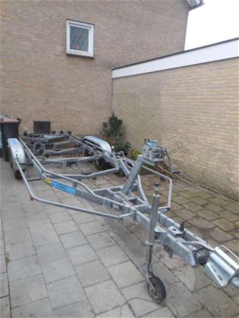 Boottrailer Fiets by Te Koop Aangeboden Freewheel Boottrailer Advertentie 485223