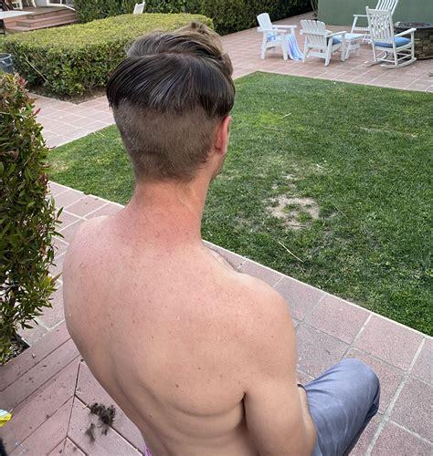 attempt   quarantine haircut     justfuckmyshitup