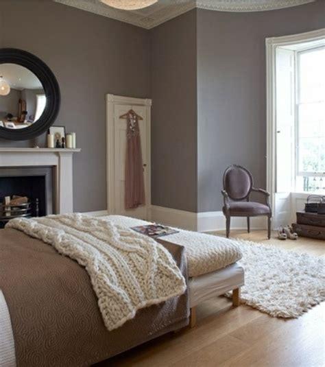 deco chambre blanc et taupe modern aatl