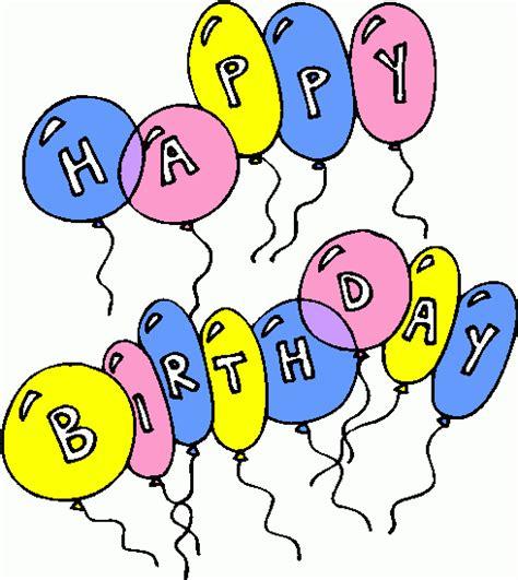 Happy Birthday Animated Clip Happy Birthday Clipart Clipart Panda Free Clipart Images