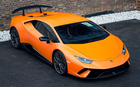 lamborghini huracan performante uk wallpapers