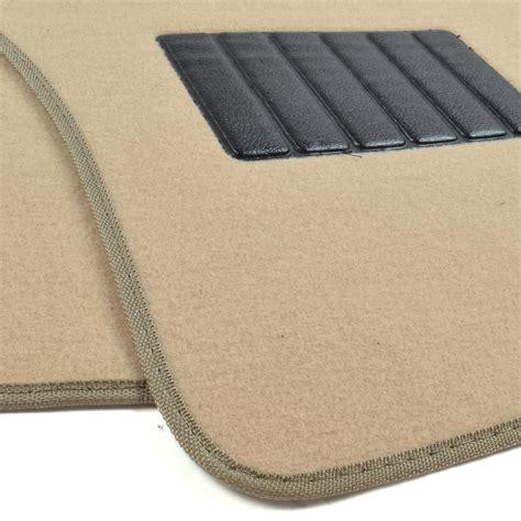Auto Carpet Floor Mats - auto floor mats for car classic carpet w heelpad