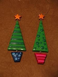 Polymer Clay Ornaments  U00b7 A Clay Model  U00b7 Molding On Cut Out   Keep  U00b7 Creation By Candice C