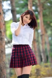 thick headbands korean hd model eun hye school girl style